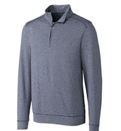 Custom Mens Shoreline Half Zip