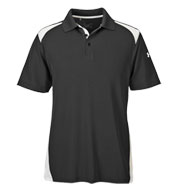 Custom Mens Under Armour Team Colorblock Polo