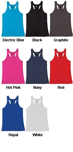 B-Core Girls Racerback Tank - All Colors