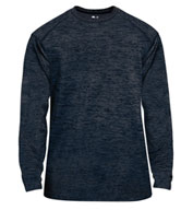 Custom Tonal Blend Long Sleeve Tee