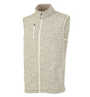 Custom Mens Pacific Heathered Vest