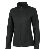 Ladies Heritage Rib Knit Jacket