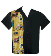 Childrens Bowl-A-Rama Bowling Shirt