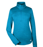 Custom Ladies Under Armour Expanse Quarter-Zip
