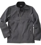 Custom Mens Ultima Soft Shell Jacket
