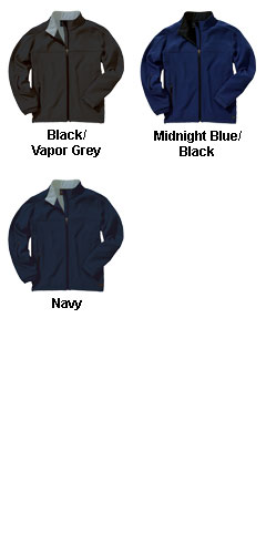 Mens Classic Soft Shell Jacket - All Colors