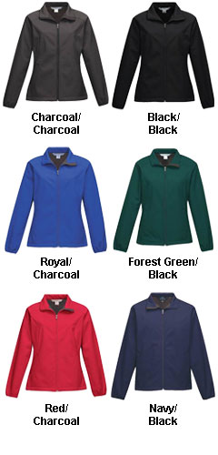 Lady Vital Bonded Soft Shell Jacket - All Colors