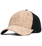 Custom Structured Cork Trucker Cap