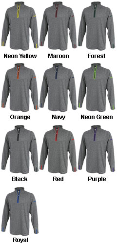 Adult Fastrack 1/4-Zip - All Colors