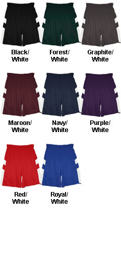 B-Pivot Reversible Youth Short - All Colors