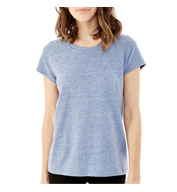 Custom Alternative Womens Eco Nep Jersey Harbor T-Shirt