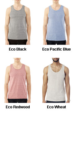Alternative Eco Nep Jersey Boathouse Tank - All Colors