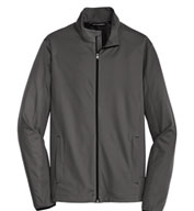 Custom Port Authority Mens Active Soft Shell Jacket