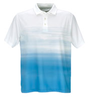 Custom Vansport™ Pro Ombre Print Polo