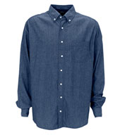 Mens Hudson Denim Shirt