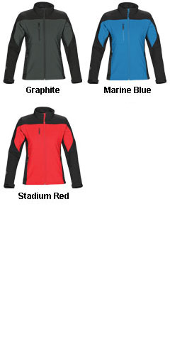 Womens Edge Softshell - All Colors