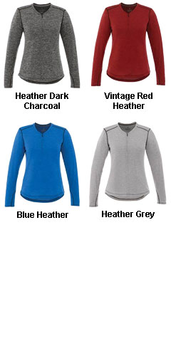 Womens Quadra Long Sleeve Top - All Colors