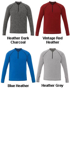 Mens Quadra Long Sleeve Top - All Colors