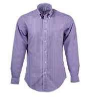 Brooks Brothers Mens Madison Fit Non-Iron Gingham Sport Shirt