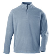 Custom Columbia Mens Crescent Valley Half-Zip Microfleece Pullover