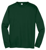 Sport-Tek® Tall Long Sleeve PosiCharge® Competitor™ Tee