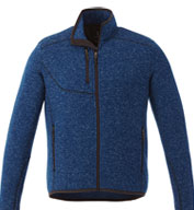 Custom Mens Tremblant Knit Jacket