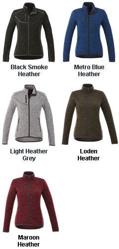 Womens Tremblant Knit Jacket - All Colors