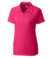 Custom Ladies Lacey Polo