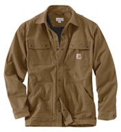 Custom Full Swing® Quick Duck® Overland Shirt Jac by Carhartt