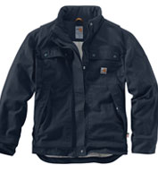 Custom Flame-Resistant Full Swing® Quick Duck® Coat
