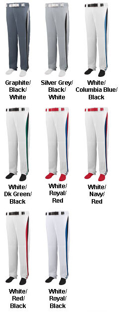 Adult Line Drive Baseball/Softball Pant - All Colors
