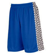 Custom Womens Mettle Basketball Shorts