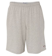 Custom Champion Adult Cotton Jersey Shorts with Pockets