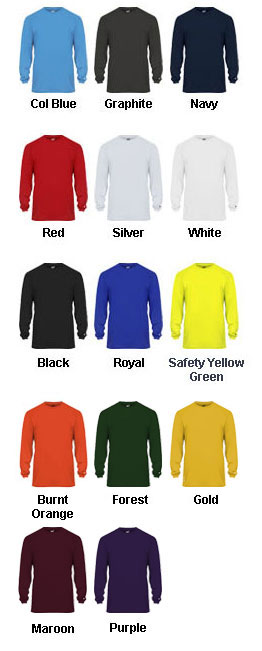 Adult Ultimate Long Sleeve Tee - All Colors