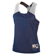 Custom Womens New Balance Reversible Elite Lacrosse Pinnie