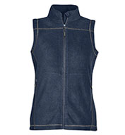 Custom Womens Reactor Fleece Vest