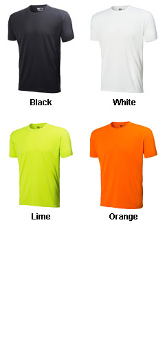 Tech T-Shirt by Helly Hansen Workwear - All Colors