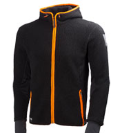 Custom Mjolnir Hood Polartec Fleece Jacket by HH Workwear