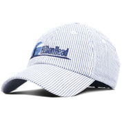 Lightweight Cotton Seersucker Cap