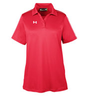 Custom Under Armour Ladies Tech Polo