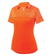 Ladies Shadow Tonal Heather Sport Shirt