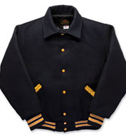 Custom Wool Varsity Jacket Mens
