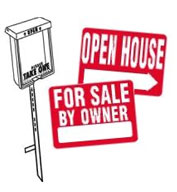 For Sale By Owner Sign Kit