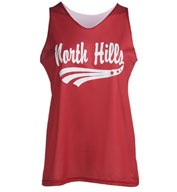 Custom Women�s Mini Reversible Mesh Tank