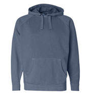 Pigment Dyed Pullover Hooded Sweat Mens