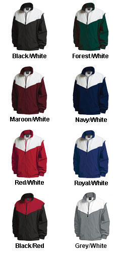 Adult Championship Team Jacket by Charles River Apparel - All Colors