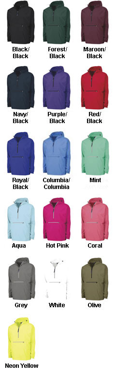 Adult Pack-N-Go Pullover by Charles River Apparel - All Colors