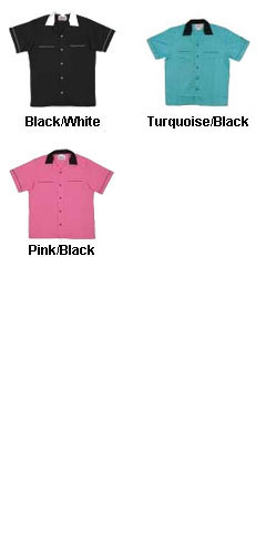 Adult Classic Bowlers Shirt - All Colors
