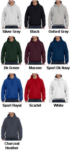 Reverse Weave Hooded Champion Sweatshirt - All Colors