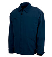 Custom Cotton Duck Collared Canyon Jacket by Charles River Apparel Mens